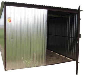Garáž železa 3x5 Enhanced PROFILU 30x30