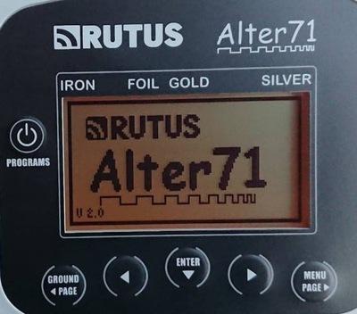 Rutus ALTER71 ver2.Ноль 28DD