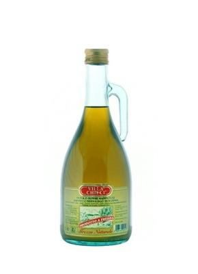 оливковое масло оливкового Niefiltrowana ex. экстракласс зеленый 1л