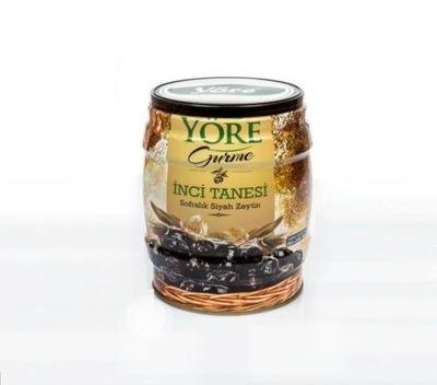черные оливки с косточкой крупные мясистые натуральные 750