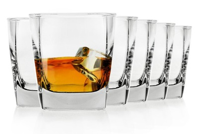 Низкие стаканы ??? виски напиткам Luminarc 300 мл