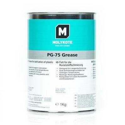 Pasta do tworzyw - Molykote PG 75 Plastislip - 1kg