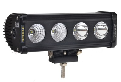 Фары панель ЛАМПА рабочая 40W LED COMBOмикс