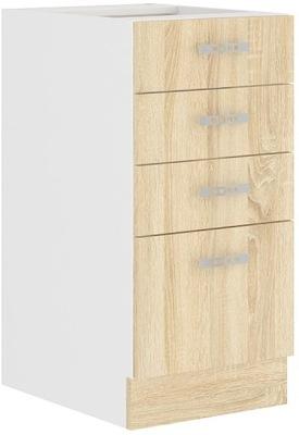 ПАРМА шкаф кухонная ящик 40 см ??? сонома