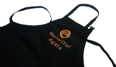 Фартук Кухня Гриль вышивка MasterChef подарок