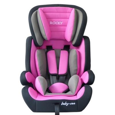ROCKY fotelik samochodowy 9-36kg. *baby-coo*