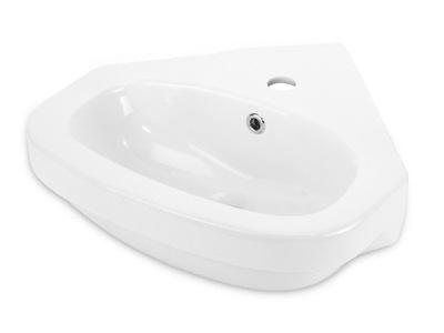 Nástenné rohové umývadlo Deante Dalia CDA 6U4N