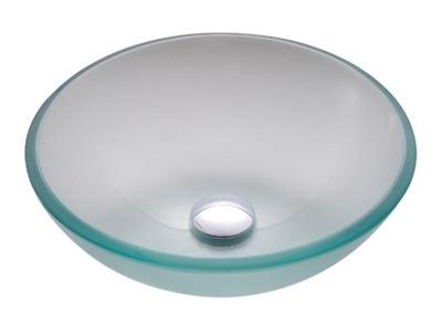 Umývadlo UMÝVADLO NA SKLENENÝ NÁLEZ HC6016 ZMRAZENÝ