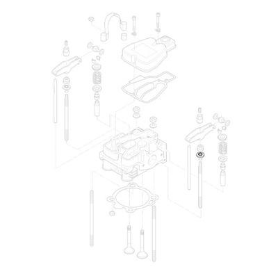 HATZ 04243700 instagram булавки печатающей 1B30 1B40