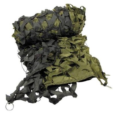 Oka camo MFH (6x3 m) olivový