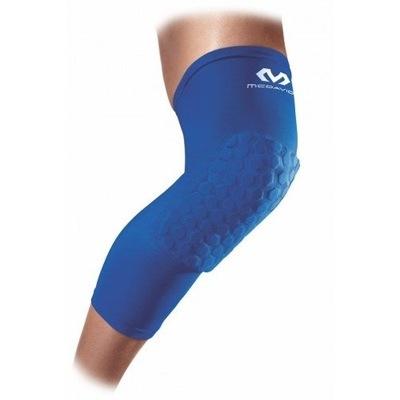 Ochraniacze na kolana kpl M-2XL niebieskie od ręki