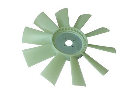 Вентилятор охлаждения двигателя 21