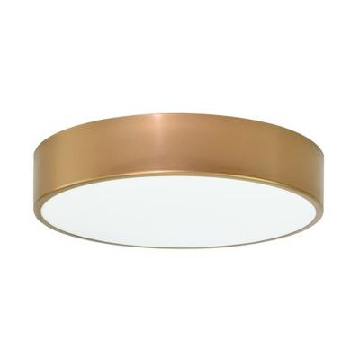 Stropné svietidlo LED 24W 400 CLEO Zlato