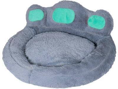 логово кровать для собаки kapana 60x60 ЗАМКИ плюш