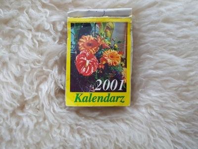 КАЛЕНДАРЬ ОРИГИНАЛЬНЫЙ 2001