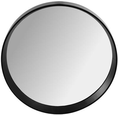 Круглые зеркало 39СМ черные чердак Рама Современные