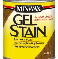 Záhradný nábytok - Gélová škvrna MINWAX GEL STEIN 0,946 L