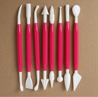 инструменты ??? моделирования глины пластилин plastelin