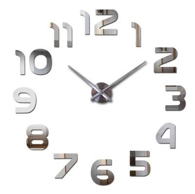 современный часы instagram 3D NAKLEJANY DIY 70 -130СМ