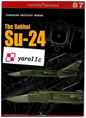 Sukhoi Su-24 - Кагеро Topdrawings