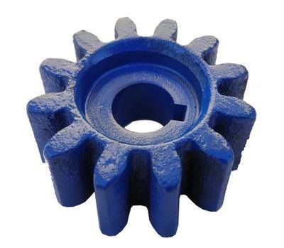 Zubová miešačka betónu AGRO WIKT Z-12 + klin F-Vat
