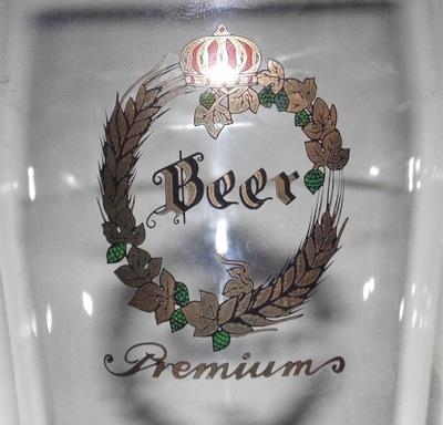 Szklanka - BEER PREMIUM
