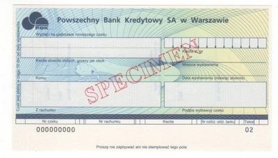 чек печатается Всеобщий Кредитный Банк ЯВЛЯЮТСЯ PBK