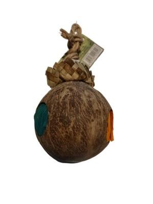 Zabawka naturalna dla papug Coco Forage Mini
