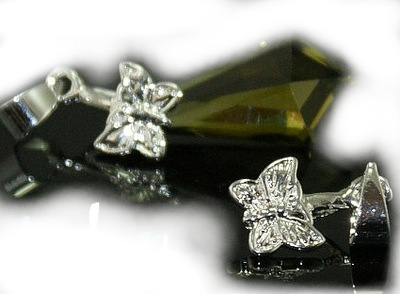 KALAIT -30 % Krawatka podwieszka бабочки сталь -CH579