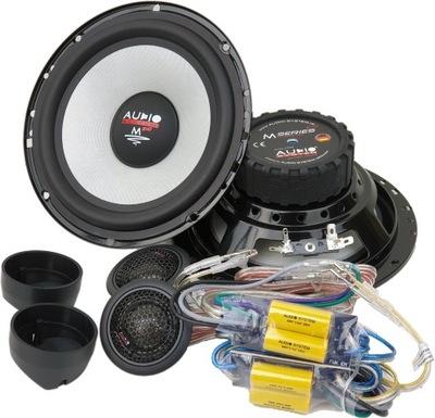 Renault Laguna 3 Audio System M165EVO2+MDF+wiązka