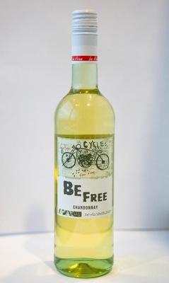 BE FREE ШАРДОНЕ вино белое BEZALKOHOL сладкое