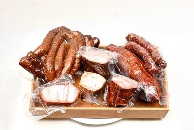 Пасхальные мясные деликатесы/белая колбаса ок 7 кг.