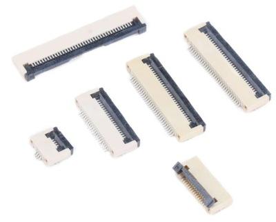 Gniazdo FPC/FFC 30pin 1mm