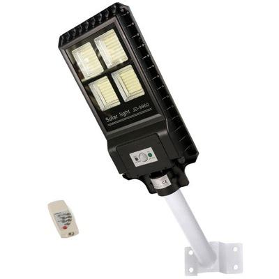 SOLÁRNE pouličné lampy LED 60W + DIAĽKOVÉ ovládanie + MOUNT