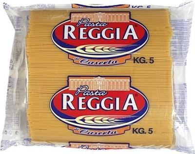 Макаронные изделия Reggia Спагетти Спагетти 5кг итальянский