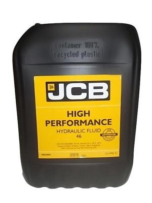 масло гидравлический HP46 JCB 3CX 4CX ПОГРУЗЧИКИ ORG