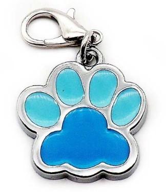 ИДЕНТИФИКАТОР adresówka для собаки или кошки Лапка