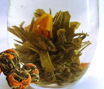 ??? цветущая bia/зеленый Amarantowa Орхидея 1шт