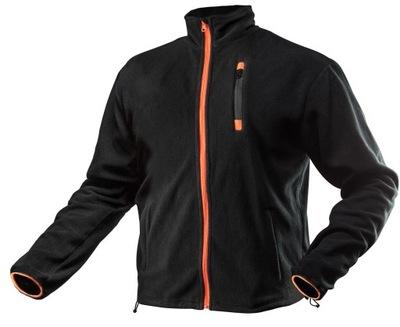 Neo толстовки байковая ФЛИС куртка рабочая черная