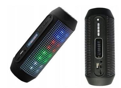 GŁOŚNIK PRZENOŚNY BLUETOOTH PULSE RADIO MP3 Q600