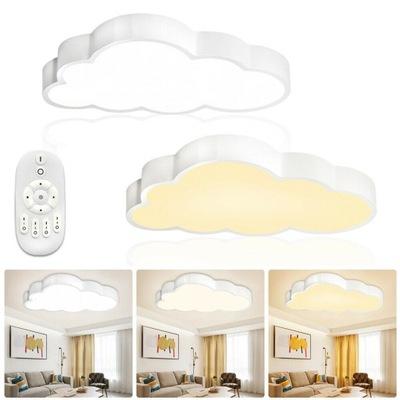 Lampa LED Chmurka PILOT Regulacja dla DZIECI Super