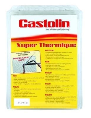 Ochranné Mat na spájkovanie Castolin až 1500 ° C