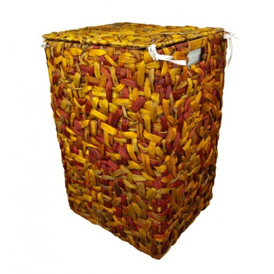 Корзина из листьев hiacyntu водного H69 см