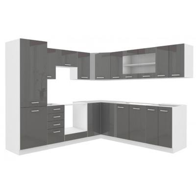 комплект кухонной мебели ОНИКА 2 блеск
