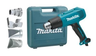 Пистолет горячего воздуха Makita HG5030K 1600ВТ + 4 ФОРСУНКИ + Чемодан