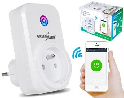 СМАРТ-РОЗЕТКА Wi-fi SMART plug Android iOS