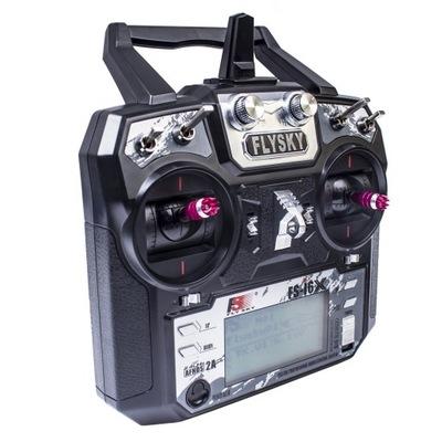 FlySky Аппаратура FS-i6X 10CH + приемник FS-iA10B