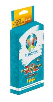 EURO 2020 BLISTER SASZETKI KARTY PIŁKARSKIE LIMITE
