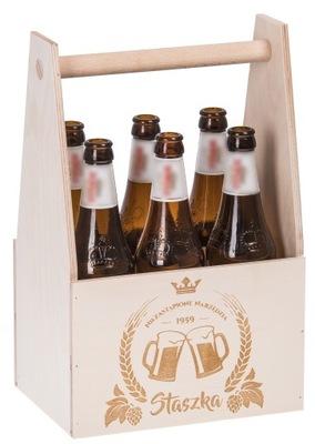 коробка пиво переноску подарок для мальчика имя