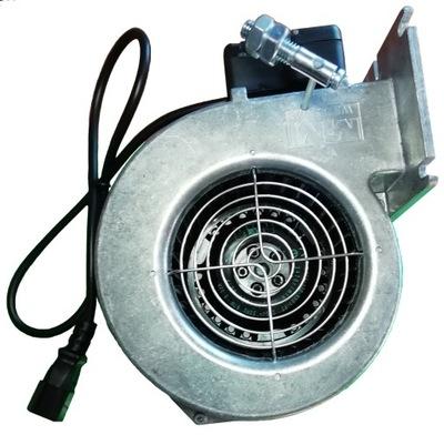 Dúchadlo, ventilátor pec, kotol x2 WPA WPA 120 67W